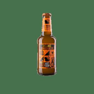 Made in GSA | Aqua Monaco Organic Ginger Beer