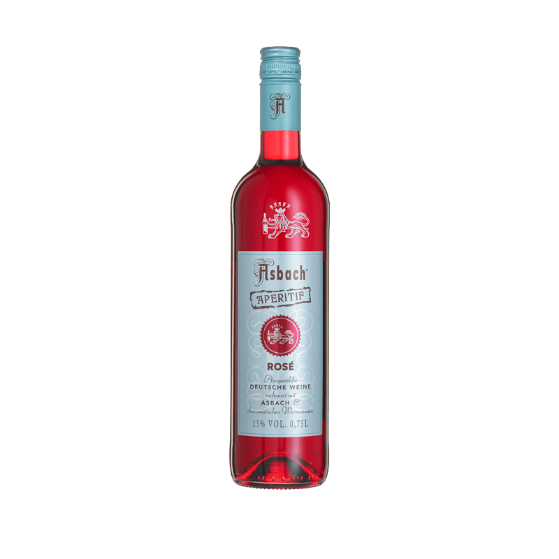 Made in GSA | Asbach Aperitif Rosé