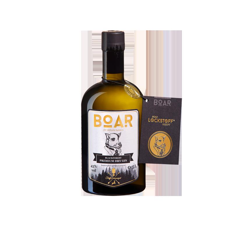 Made in GSA | Boar Gin