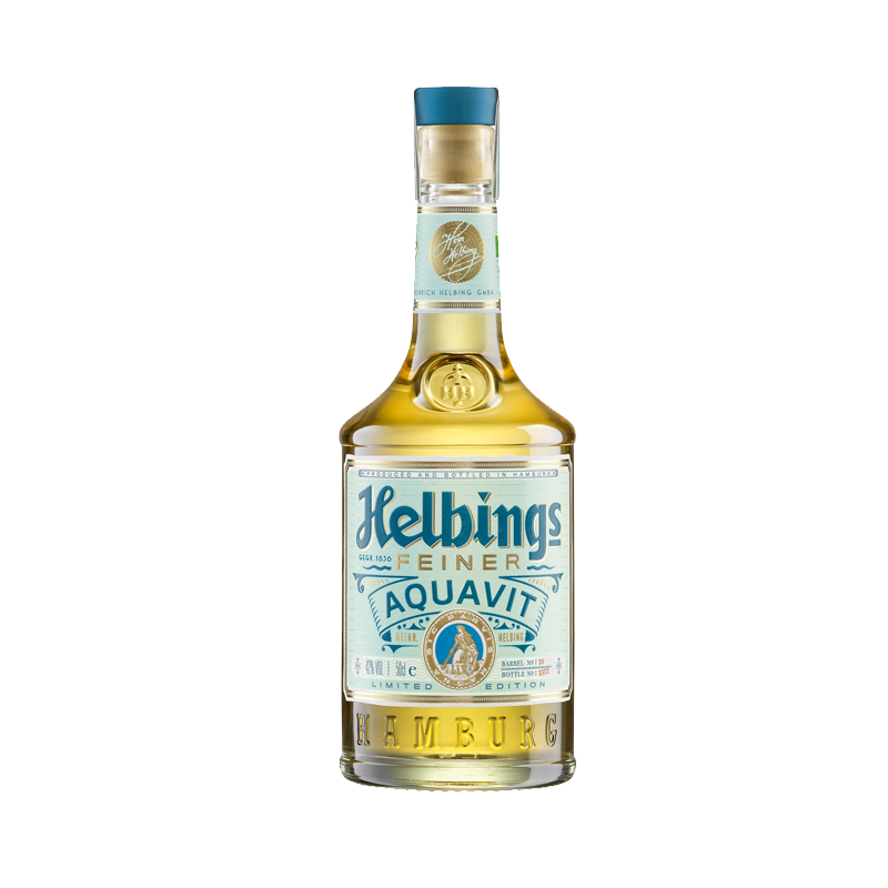 Made in GSA | Helbing Aquavit