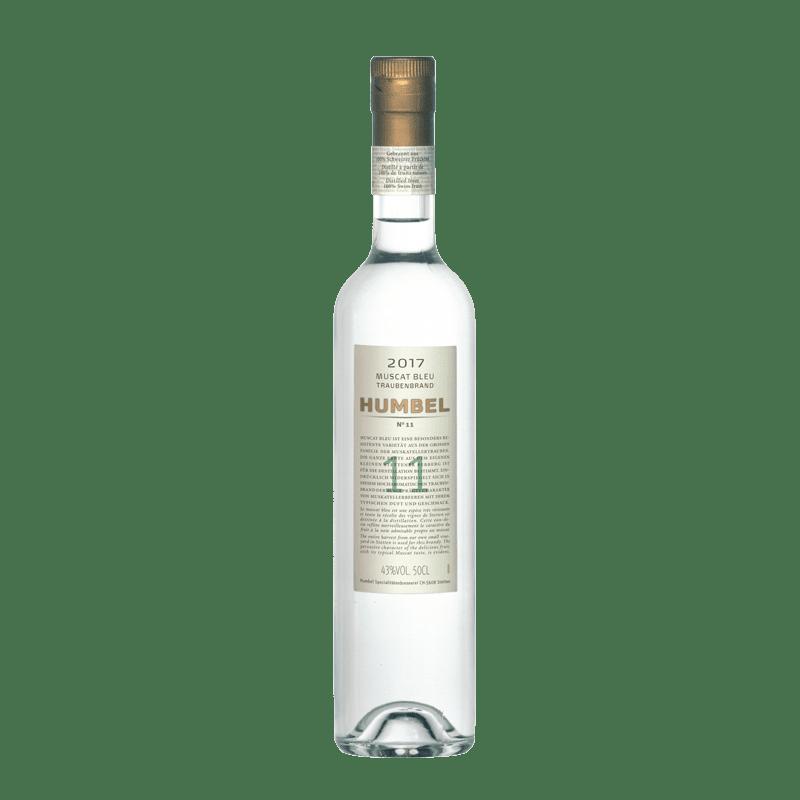 Made in GSA | Humbel Muscat Bleu Traubenbrand