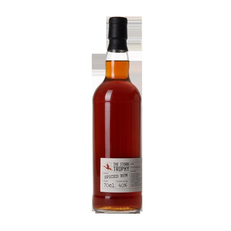 Made in GSA | Stork Trophy Rum, Linda Le