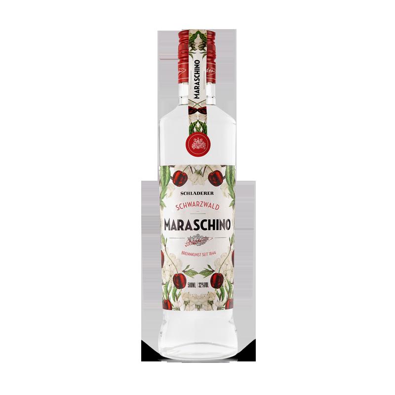 Made in GSA | Schladerer Schwarzwald Maraschino