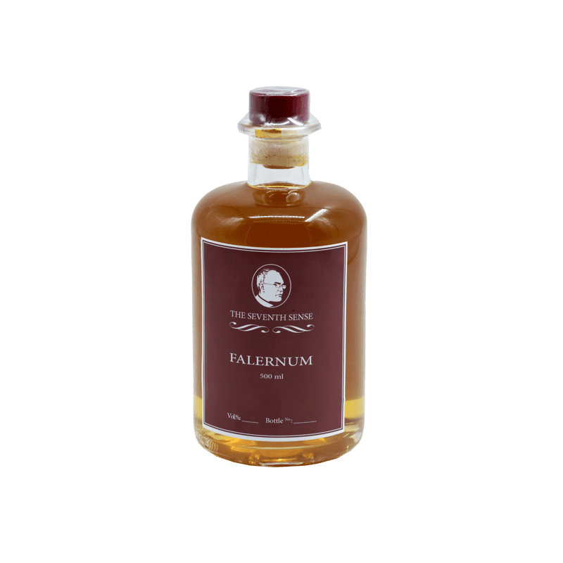 Made in GSA | The Seventh Sense Falernum