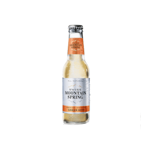 Made in GSA | Swiss Mountain Spring Ginger Beer