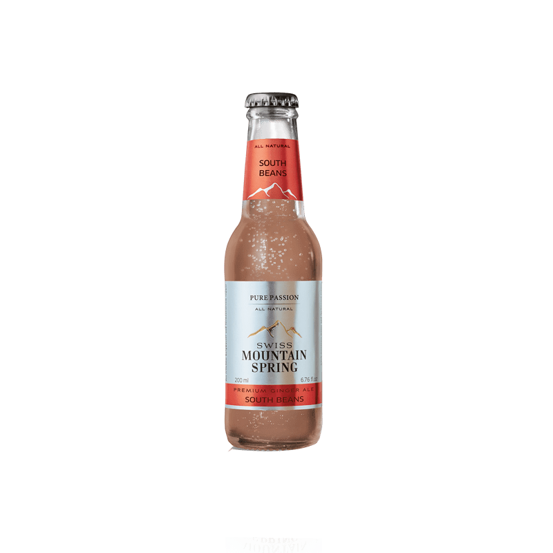 Made in GSA | Swiss Mountain Spring Ginger Ale - South Beans