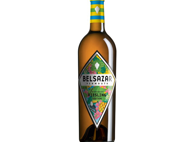 Made in GSA   Belsazar Riesling