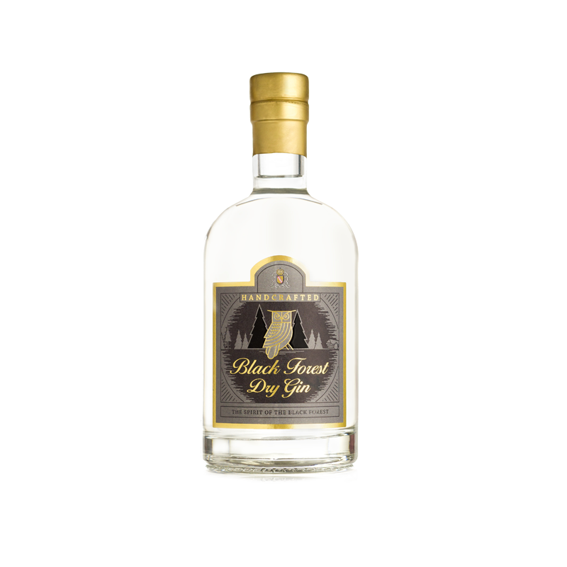 Made in GSA | Black Forest Gin