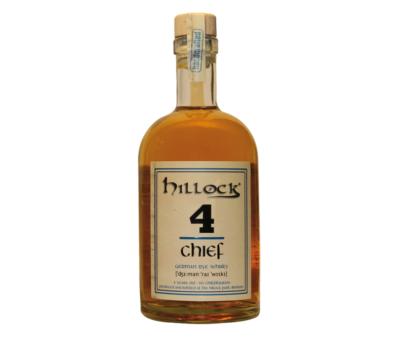 Made in GSA | Hillock Whisky