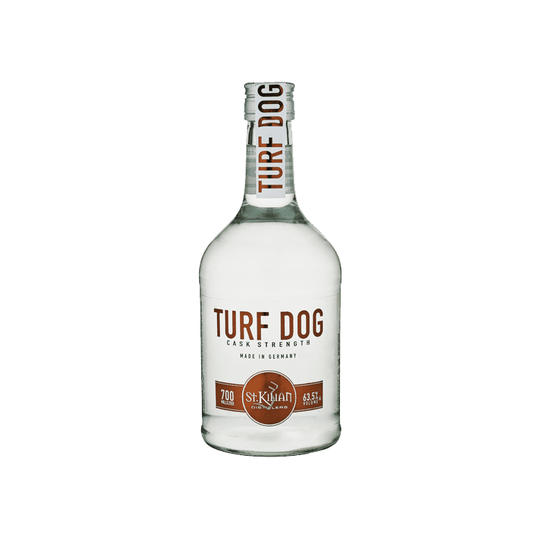 Made in GSA | St. Kilian Distillery Turf Dog Cask Strength