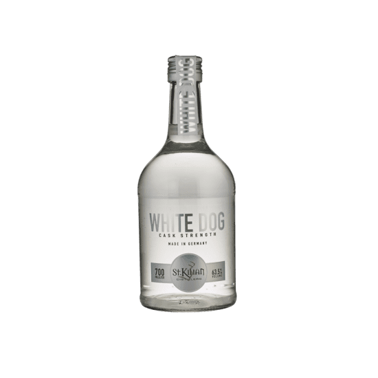 Made in GSA | St. Kilian Distillery White Dog Cask Strength