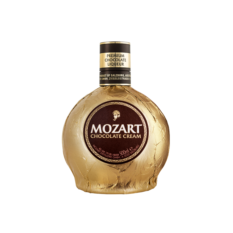 Made in GSA | Mozart Chocolate
