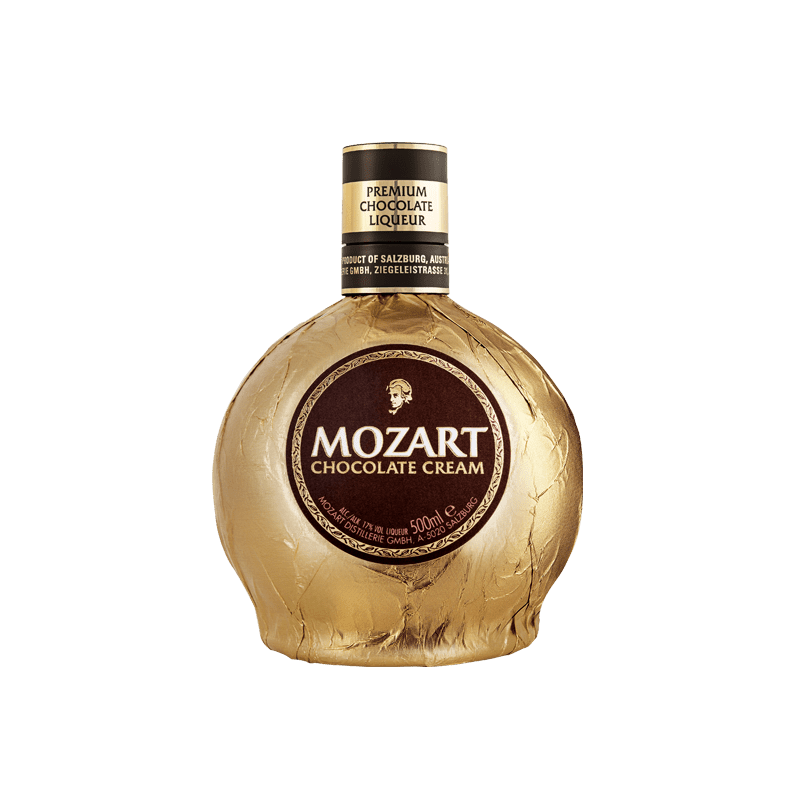Made in GSA | Mozart Chocolate