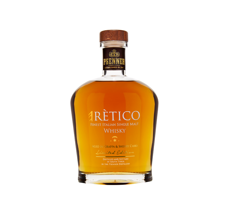 Made in GSA | Psenner Retico Whisky