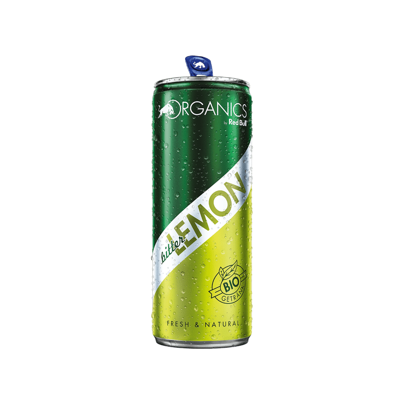 Made in GSA | Organics by Red Bull Bitter Lemon