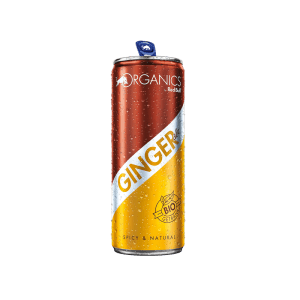 Made in GSA | Organics by Red Bull Ginger Ale