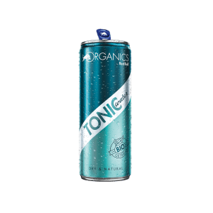 Made in GSA | Organics by Red Bull Tonic Water
