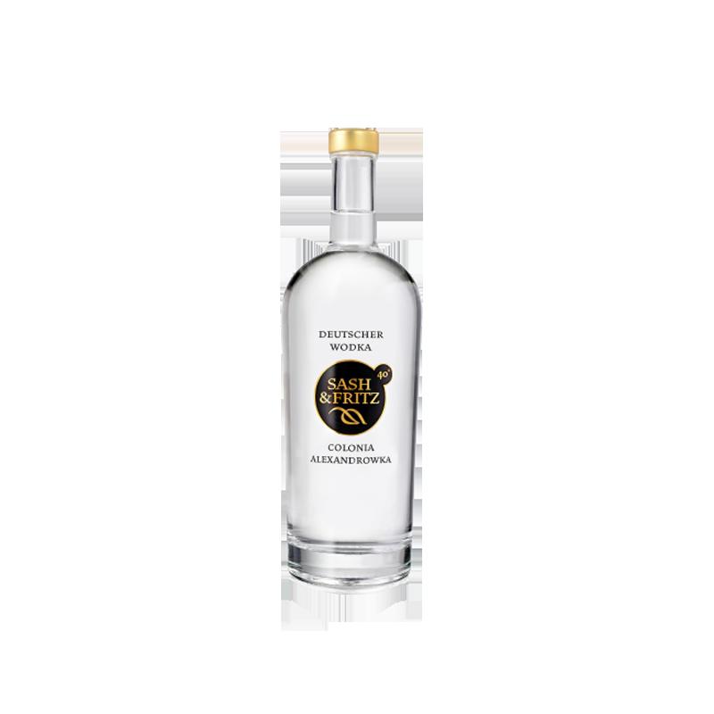 Made in GSA | Sash & Fritz Wodka