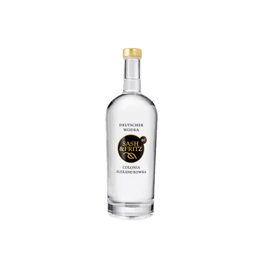 Made in GSA | Sash & Fritz Wodka