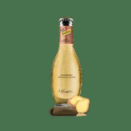 Made in GSA   Schweppes Premium Mixer Barrel Ginger