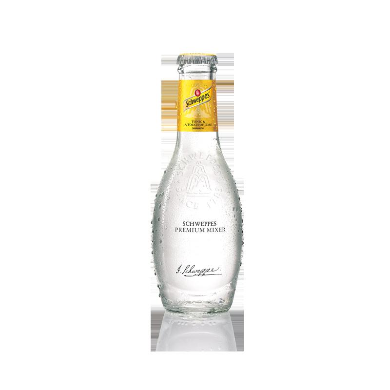 Made in GSA | Schweppes Premium Mixer Tonic