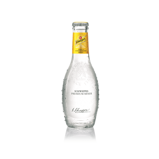 Made in GSA | Schweppes Premium Mixer Tonic
