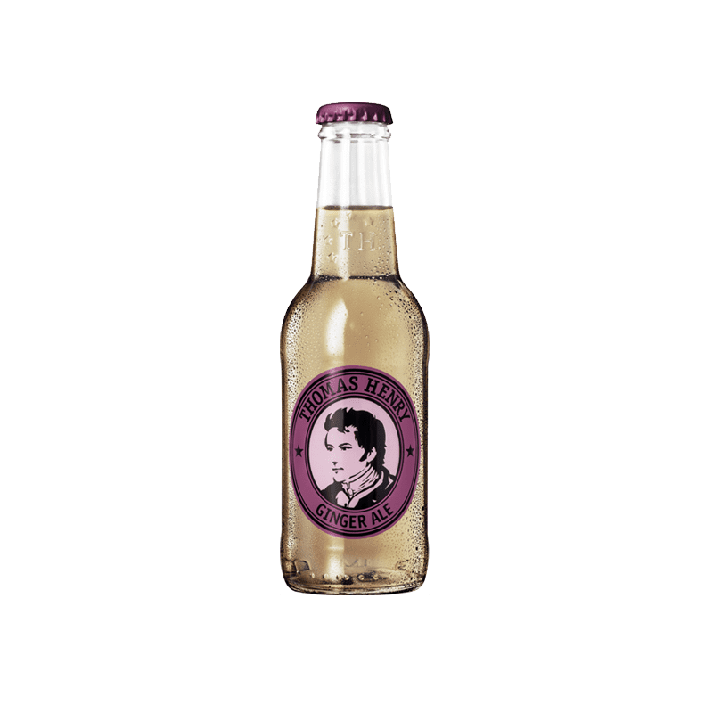 Made in GSA | Thomas Henry Ginger Ale