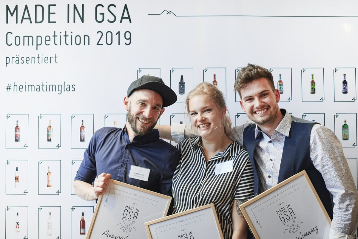 Finale Made in GSA 2019 | Mixology