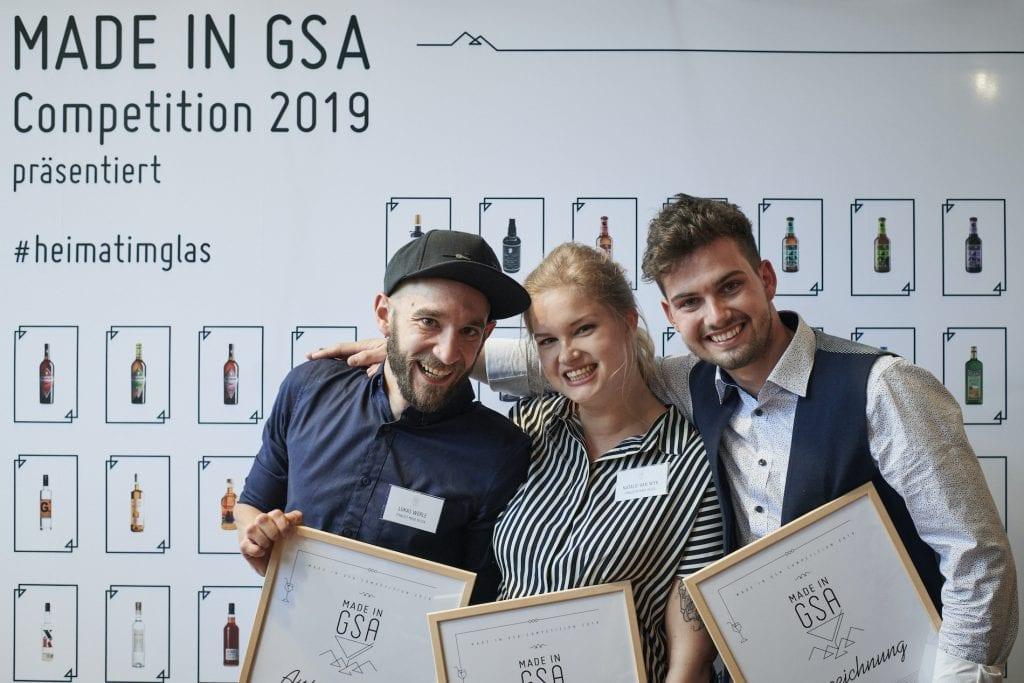 Made in GSA Gewinner 2019