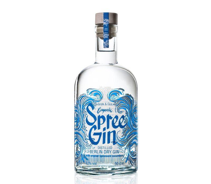 Grote Spree Gin