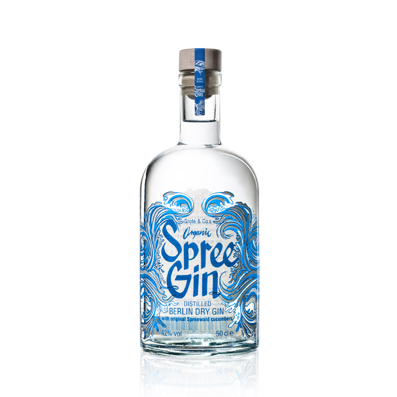Grote Spree Gin